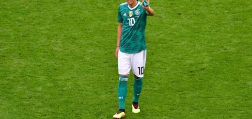 Özil verkündet Rücktritt aus Nationalmannschaft