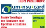 Parent Workshop – Taller Para Padres