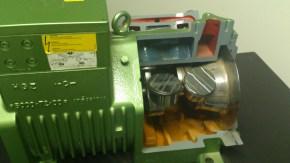 piston compressor