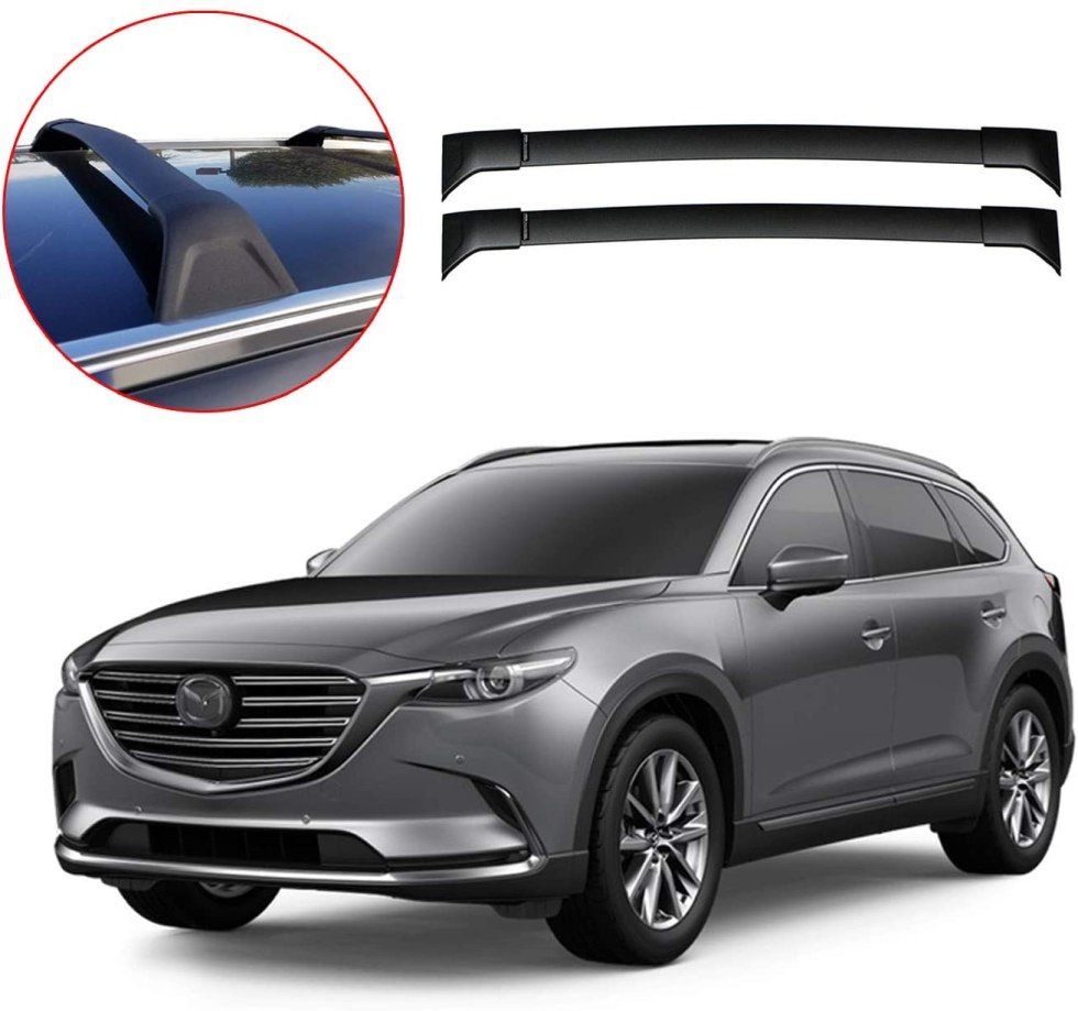 mazda cx9 crossbars