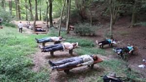 神戸ウエルネスウォーキング宿泊プラン「マインドフル森林セラピー体験と神戸北野で世界の教会・寺院を訪ねるコース」