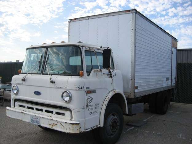 Food Truck Auctions California