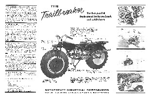 Trail-Breaker Brochures