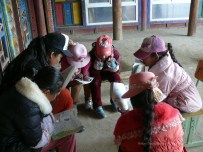 Rokpa Projekt Mädchenschule Kanze 6