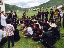 ROKPA AIDS-Aufklärung in Tibet 1
