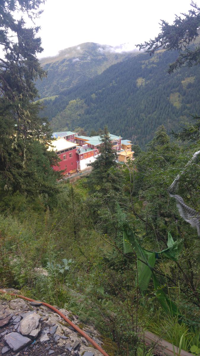 Klausurort Kloster Palpung