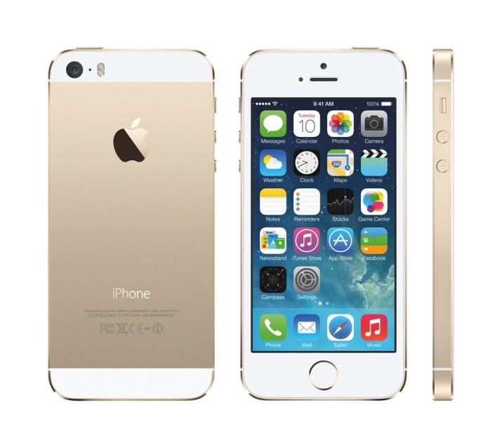 Harga iPhone 5S Gold Terbaru