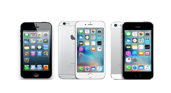 Harga iPhone Semua Tipe Terbaru dan Terlengkap
