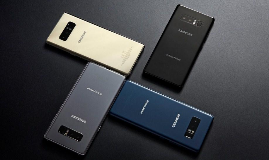 Harga Samsung Galaxy Note 8 Terbaru