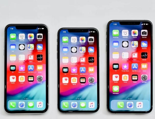 Perbandingan iPhone X, iPhone XS, iPhone XR, iPhone XS Max