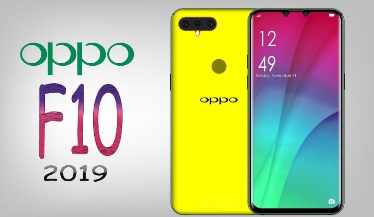 Spesifikasi Oppo F10