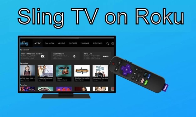 How to Install and Activate Sling TV on Roku