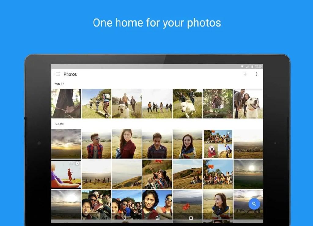 Google Photos on Roku