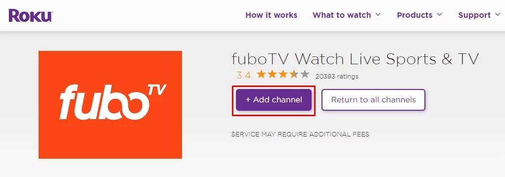 SUPER BOWL ON ROKU with fuboTV