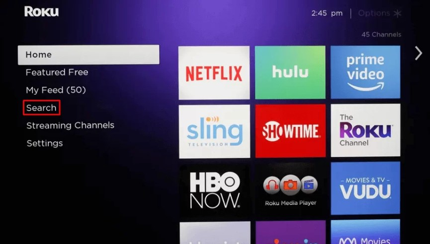 Search - LOCAL CHANNELS ON ROKU