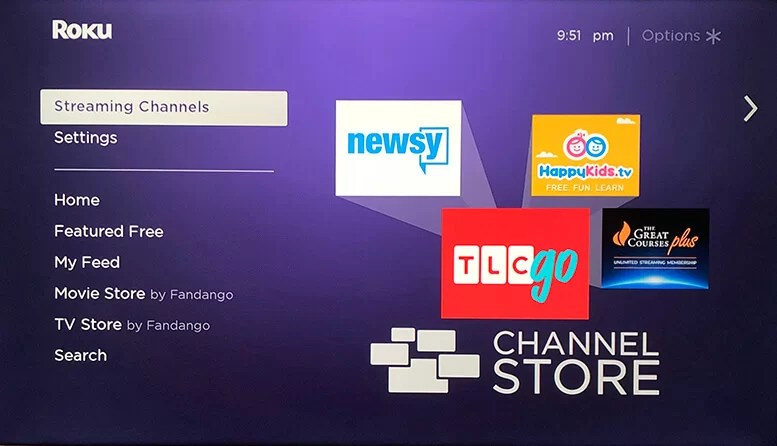 HOW TO DOWNLOAD APPS ON ROKU