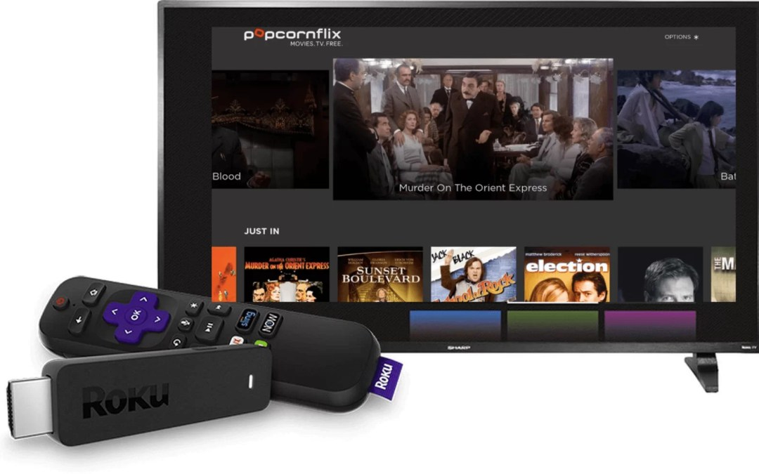 How to Add & Activate Popcornflix App on Roku