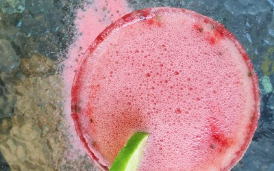 Cool Down with Easy Watermelon Daiquiris
