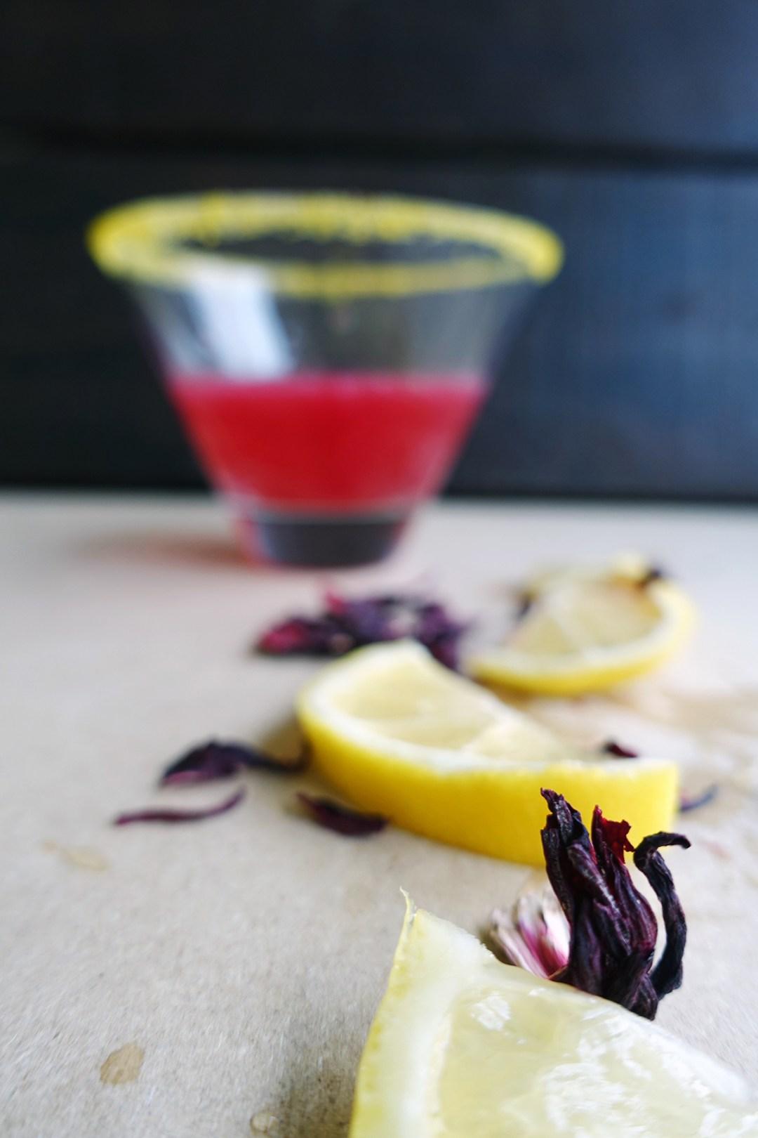 Lemon Bloom, cocktail recipe by rokz