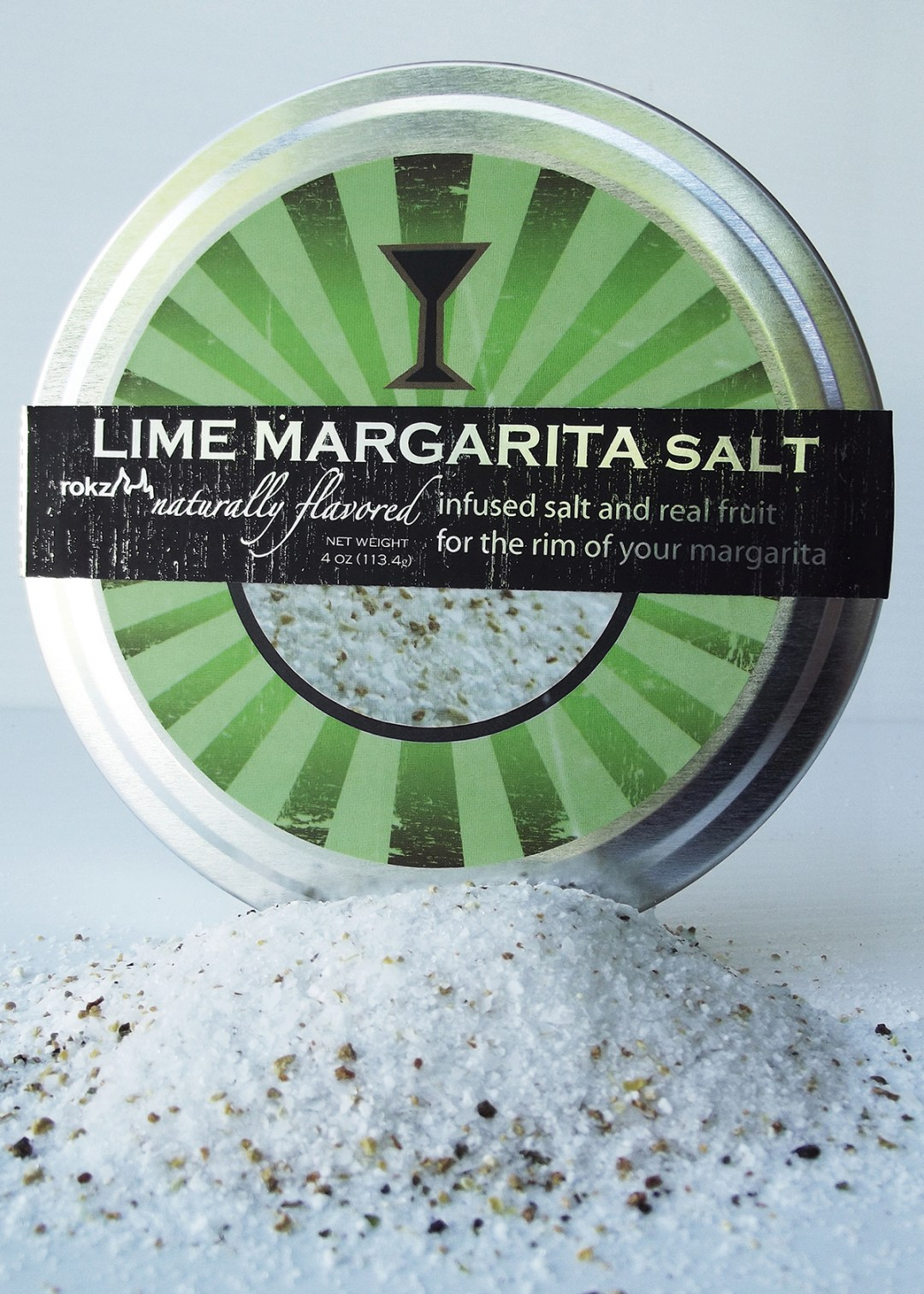 rokz Lime Margarita Salt