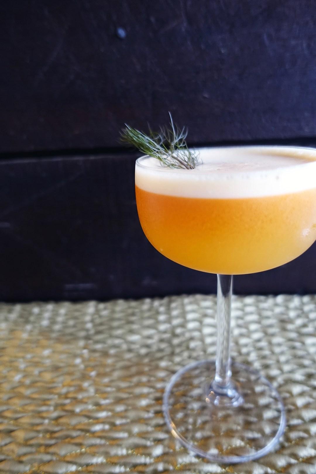 Spring Fever, cocktail recipe by rokz