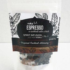 rokz espresso infusion flavor pack