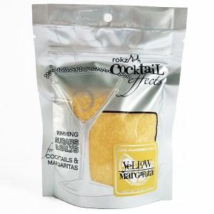 rokz yellow lime margarita salt