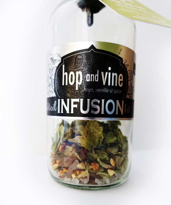 rokz hop and vine infusion