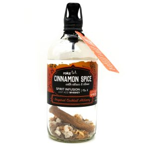 rokz Cinnamon Spice Spirit Infusion Bottle