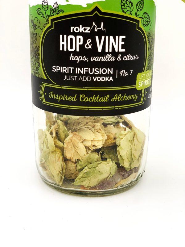 rokz Hop & Vine Spirit Infusion Bottle