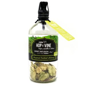 rokz Hop & Vine Spirit Infusion Bottle