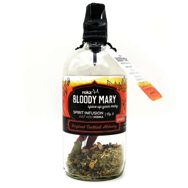 rokz Bloody Mary Spirit Infusion Bottle