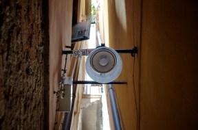 Small street lamp