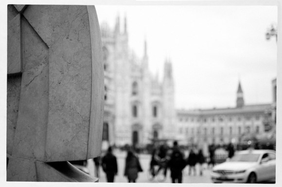Duomo on the background