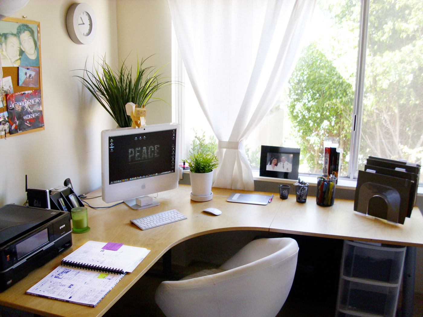 My Home Office Setup 2014 Update 2  Technology With A