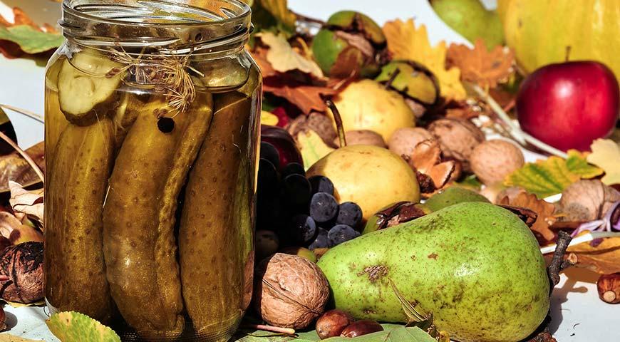 Authentic pickles