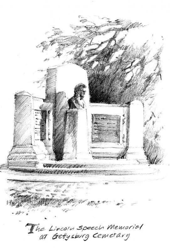 American History Sketchbook