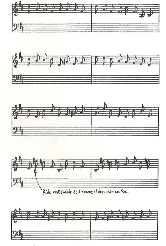 Ya Du Soleil Et Des Nanas : soleil, nanas, Partition, Piano, Soleil, Nanas
