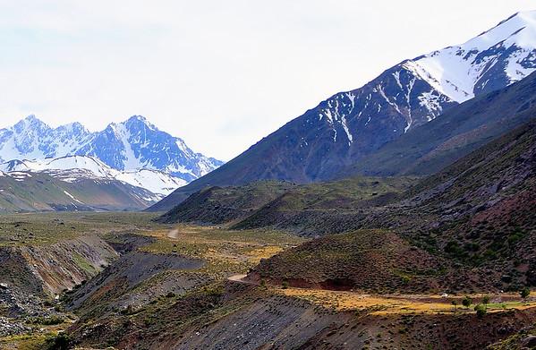 Cajon del Maipo Valley