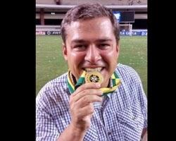 Gustavo Mendes é o executivo de futebol do Remo