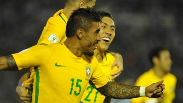 A Copa é logo ali! Neymar desequilibra, volante vira artilheiro e Brasil goleia o Uruguai