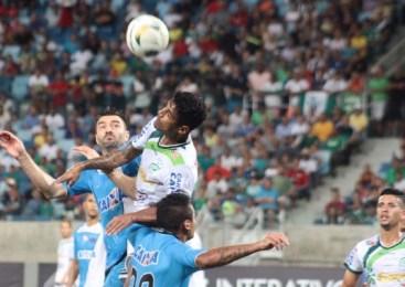 Paysandu novamente, é derrotado pelo Santos e deixa a Copa do Brasil