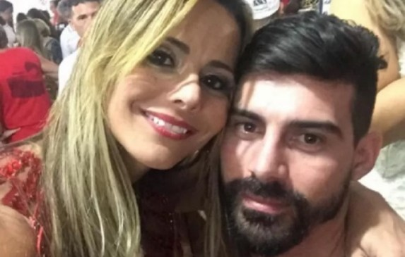 Chega ao fim o noivado de Radamés e Viviane Araújo