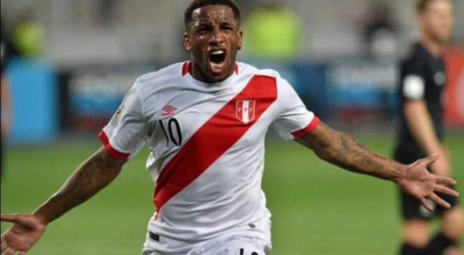 Peru vence a Nova Zelândia e volta a disputa uma Copa do Mundo após 36 anos