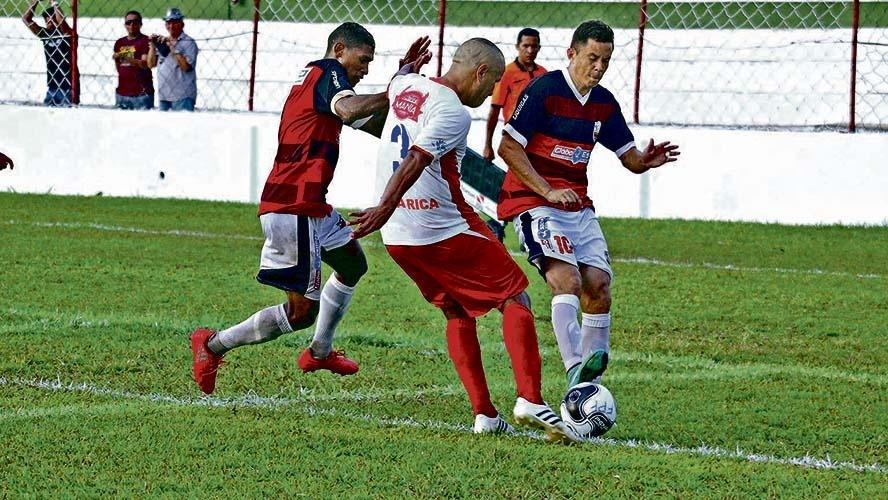 FPF confirma semifinais da Segundinha do Parazão