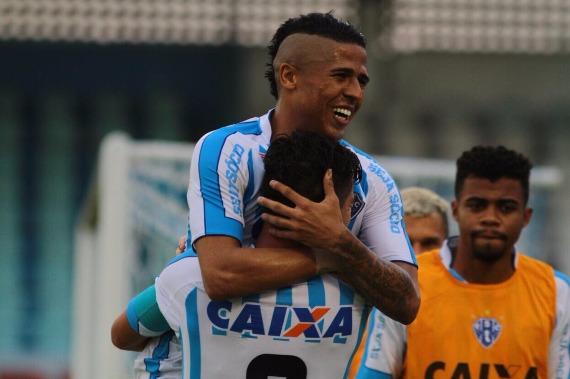 Garantido na Série B, Paysandu bate o Santa Cruz na despedida em Belém