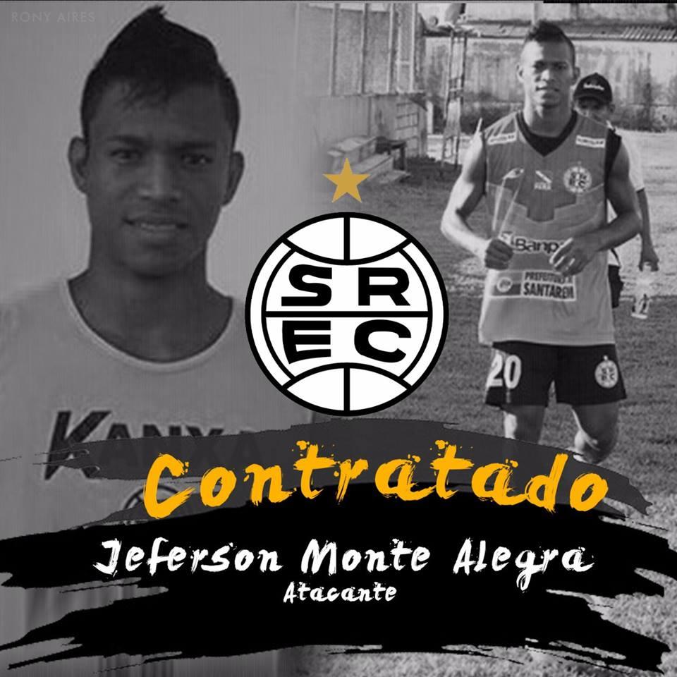 ca3ab7ffe1 São Raimundo contrata Jéferson Monte Alegre e mais seis jogadores ...