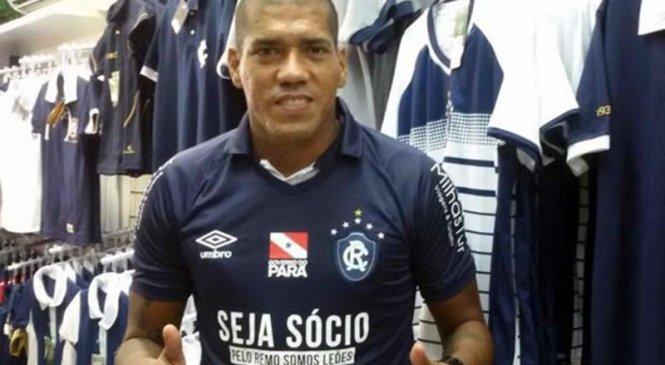 Atacante Luis Carlos Imperador é o primeiro reforço do pantera para o Campeonato Paraense