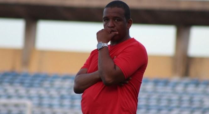 Vladimir de Jesus vice- campeão cearense pelo Ferroviário, é o novo técnico do São Raimundo no Parazão 2018