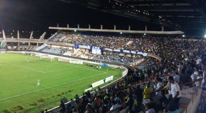 Jogo entre São Raimundo e Cametá é antecipado para às 17h no Colosso do Tapajós